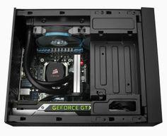 Corsair Obsidian 250D, mini-ITX