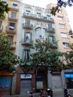 Cantalonian Art Nouveau architecture