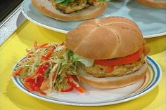 Get Curry Turkey Burgers Recipe from Food Network
