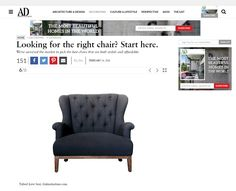 Looking for the right chair? Architectural Digest India carefully picked our hand-tufted Loveseat, which is one chair designed for seating two. #gulmoharlane   #architecturedigest   #productfeature   #loveseat   #handcrafted   #seatingfortwo    Featured Product Link: http://www.gulmoharlane.com/products/loveseat-tufted