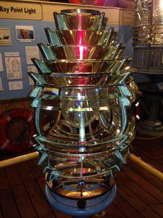 Lighthouse Fresnel lens