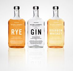 Rye, Gin and Bourbon Beverage Packaging, Bottle Packaging, Pretty Packaging, Bottle Labels, Brand Packaging, Beer Labels, Design Packaging, Coffee Packaging, Simple Packaging