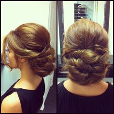 Wedding hairstyle - Weddings