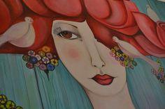 Actitud Creativa KARINA CHAVIN / Circo Golondrina Interior Design Certification, Disney Characters, Fictional Characters, Aurora Sleeping Beauty, Disney Princess, Posters, Google, Creativity, Art