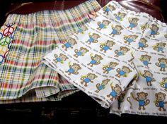 Baby Boy Shorts Pattern - Newborn - 18 m... finally!