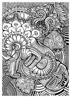 Galerie de coloriages gratuits coloriage-adulte-zen-anti-stress-relax-a-imprimer.