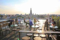 Top 10 Rooftop Bars in Bangkok: Die genialsten Skybars Sky Bar Bangkok, Rooftop Bar Bangkok, Best Rooftop Bars, Khao Lak, Koh Chang, Beste Hotels, Skyline, Before Sunset, Cafes