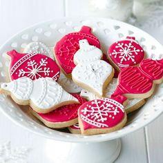 Basic Sugar Cookies #recipe #christmascookies