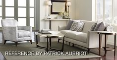 Henredon Furniture - Classic Furniture and Timeless Furniture Metal Furniture, Industrial Furniture, Furniture Design, Furniture Stores, Sofa, Couch, Classic Furniture, Decorating Your Home, Home Furnishings