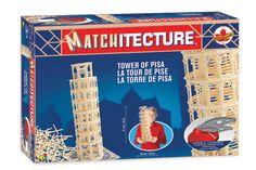 Bojeux MATCHITECTURE Tour de pise Pisa, Baseball Cards, Ebay, Towers, Pisa Tower