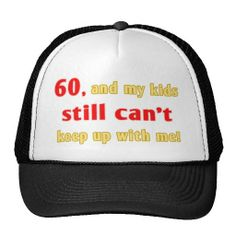 60 Year Old Gag Gift Trucker Hat. Irish HatFunny IrishClothesStoreMesh Hats EasySearchShoppingWebsite fec52dc30710