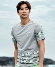 Gong Yoo#GongYoo discovery expedition summer 2015. ing