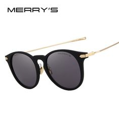 MERRY'S Cat Eye Polarized Sunglasses Women Brand… Get an EXTRA 20% OFF ALL Orders with discount code: FWCOM20 #BestPrice #DiscountCode