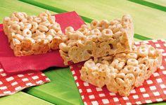 Cheerios Marshmallow Cereal Bars Recipe on Yummly. Cheerios Marshmallow Cereal Bars With Butter, Miniature Marshmallows, Cheerios Cereal Cheerios Recipes, Cereal Recipes, Snack Recipes, Dessert Recipes, Free Recipes, Kid Recipes, Simple Recipes, Candy Recipes, Amazing Recipes