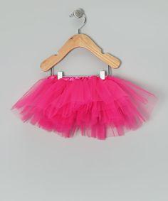 Hot Pink Short Tutu - Infant, Toddler & Girls | Daily deals for moms, babies and kids