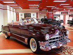 ✿1949 Cadillac Series 62 Convertible✿