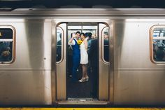 Grand Central Subway Elopement