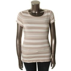 INC Womens Jersey Embellished Pullover Top