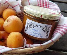 Rezept Aprikosen-Ingwer-Chutney von Fünf Elemente - Rezept der Kategorie Saucen/Dips/Brotaufstriche