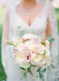 #bouquet  Photography: Laura Ivanova Photography - lauraivanova.com Floral Design: Fleur De Lis Fresh Flowers - fleurdelisfreshflowers.com  Read More: http://www.stylemepretty.com/2012/12/06/st-paul-library-wedding-from-laura-ivanova-photography/