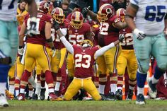 Redskins defense shaping up for great season