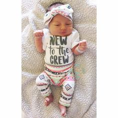 Pink Mint Charcoal Aztec Newborn Outfit - Gigi and Max Baby On The Way, Baby Love, Gigi And Max, Cute Babies, Baby Kids, Cute Newborn Baby Girl, Baby Baby, Bringing Baby Home, Going Home Outfit