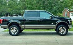 The Ford is a marvelous creation in and of itself, but that doesn't mean that some improvement isn't welcome. Ford F150 Fx4, F150 Lifted, 2018 Ford F150, F150 Truck, Ford 4x4, Ford Pickup Trucks, Lifted Trucks, Custom Chevy Trucks, New Trucks