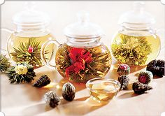 Numi Organic Tea | Flowering Tea™ ~ Beautiful, functional, and I can't wait to try!