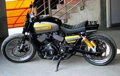 Harley Davidson Street 750, by TJ Moto, India