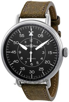 Bell and Ross Military Black WW1