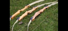 make-a-recurve-bow Get Recurve Bows at https://www.etsy.com/shop/ArcherySky