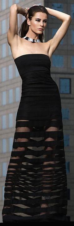 Alexis Black sheer Maxi Dress shop now at buyerselect.com