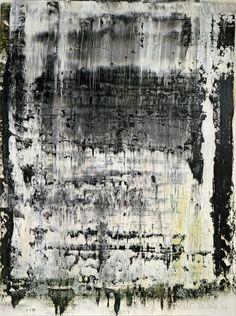 Gerhard Richter Monochrome -colour limitations