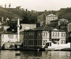 Eski İstanbul: Anadoluhisarı