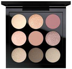 MAC Solar Glow X9 Eyeshadow Palette...for the metallic lover!