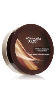 Warm Vanilla Sugar - Bath & Body Works