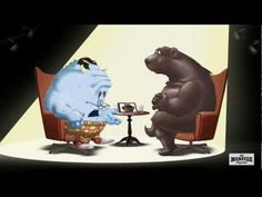 The Very Cranky Bear - Bob Monster interviews the Very Cranky Bear