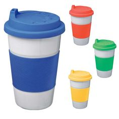 Ceramic Travel Mugs Suppliers South Africa. Branded Ceramic Travel Mugs make great corporate gifts for the office. We supply ceramic travel mugs in South Africa Ceramic Travel Coffee Mugs, Unique Coffee Mugs, Coffee Travel, Travel Mugs, Thermal Travel Mug, Thermal Mug, Brand Innovation, Coffee Quotes, Gifts For Husband