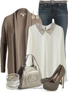 New Look For Cute Spring Outfits Polyvore - Be Modish  #BeModish #outfits #fashion
