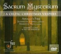 Sacrum Mysterium: A Celtic Christmas Vespers [Includes DVD]