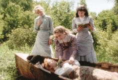 """One of my favorite scenes from the book and movie (""""Anne of Green Gables"""")"""