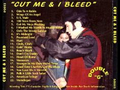 Elvis - Cut Me & I Bleed (Full Album)   Tracklisting:  Ode To a Robin  Wings Of An Angel  U.S. Male (take 4)  100 Years From Now (uncut)  Got My Mojo Working (uncut)  I Washed My Hands In Muddy Water (uncut)  Only The Strong Survive (uncut)  It's Midnight (reh. Aug. 16, 1974)  Promised Land (reh. Aug. 16, 1974)  Hurt (X-rated)   Cindy, Cindy (uncut)  Goin' Home (takes 16/19)  Beach Shack (Takes 1/...
