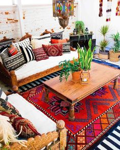 Top 35 Indian Living Room Designs With Different Cultures Home Design and Interi .,Top 35 Indian Living Room Designs With Different Cultures Home Design and Interi . Check more at tormenlivingroom . Indian Living Rooms, Boho Living Room, Living Room Interior, Plants For Living Room, Bohemian Living Spaces, Cozy Living, Living Room With Desk, Moroccan Decor Living Room, Morrocan Decor