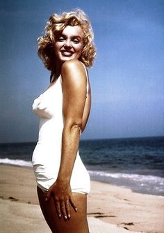 Marilyn Monroe 1950s One Piece
