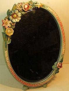 Love this barbola mirror