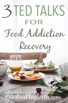 The journey into food addiction recovery can be long and winding. Check out these Ted Talks filled with tips for success, including why diets don't work, using mindfulness to overcome addiction, and why sugar is the enemy.