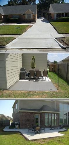 Hire an experienced concrete driveway contractor at this concrete business. They offer full commercial and residential concrete sidewalk and driveway repair and construction services, among others. Click to get a free quote for this Houston based concrete contractor.