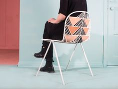 Betty Stackable Chair by Bend USA – The Modern Shop