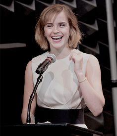 Emma Watson - HeForShe Arts Week Inauguration in New York // March 8th, 2016