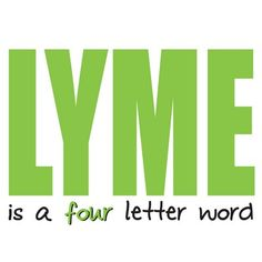 Four letter words....